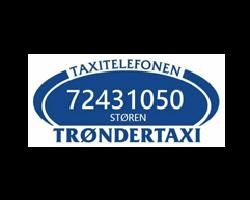 Logo Sponsor Trøndertaxi