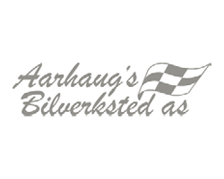 Logo Sponsor Aarhaugs bilverksted AS