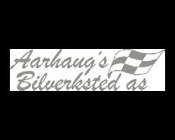 Logo Sponsor Aarhaugs bilverksted AS