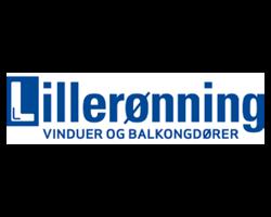 Logo Sponsor Lillerønning - vinduer og balkongdører