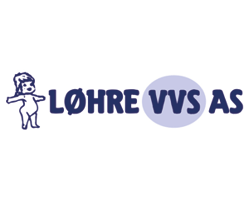 Logo Sponsor Løhre VVS AS
